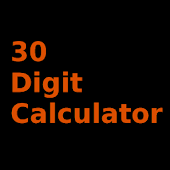 30 Digit Calculator