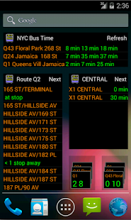 NYC Bus Time For All MTA / NYC- screenshot thumbnail