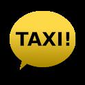 Get a taxi logo