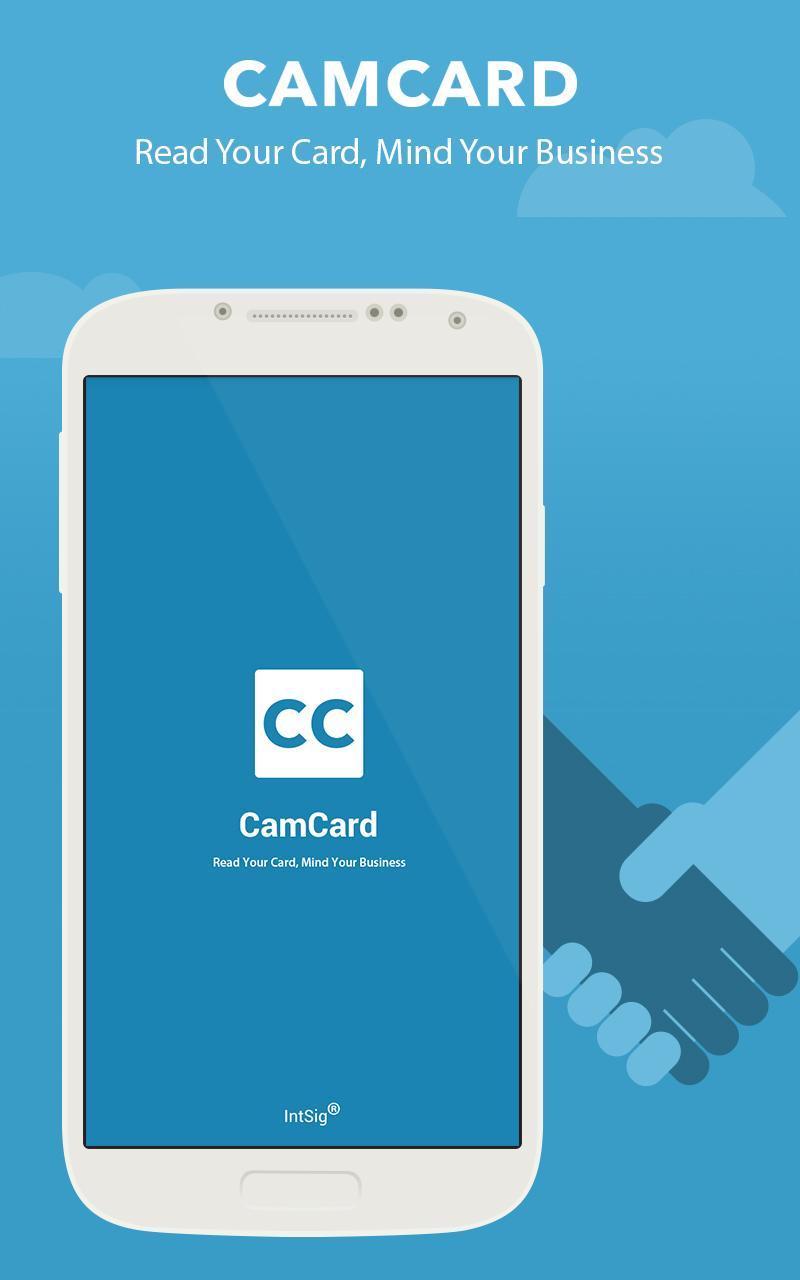 CamCard - BCR (Western) screenshot #1
