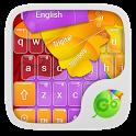 Colorful GO Keyboard Theme icon