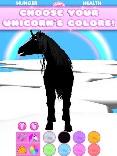 【免費模擬App】Virtual Pet Unicorn-APP點子