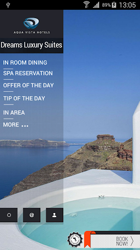 Dreams Suites - Santorini