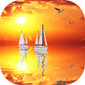 Trial Ocean Dream 3D HD LWP icon
