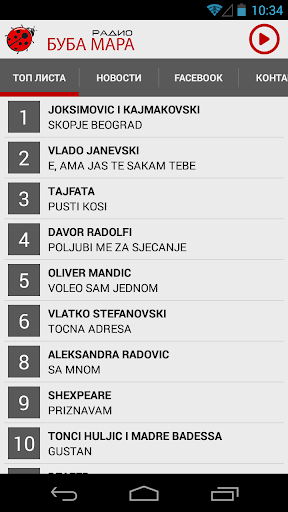 Radio Buba Mara 105.2 FM