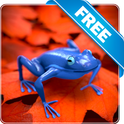 Blue or Ping frog Free