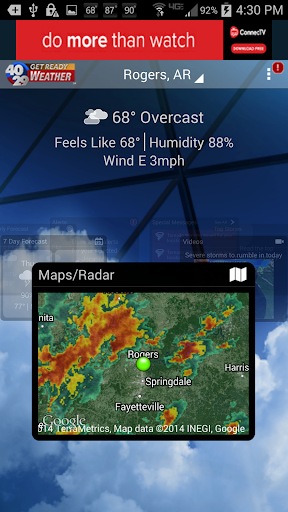 40 29 Weather - NW Arkansas