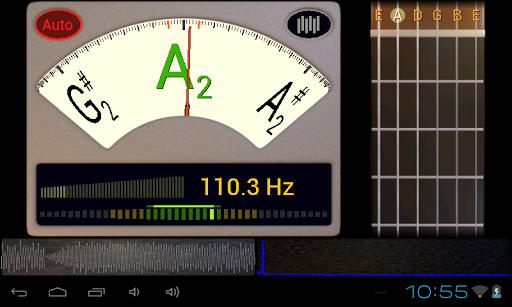 【免費音樂App】Guitar Tuner-APP點子