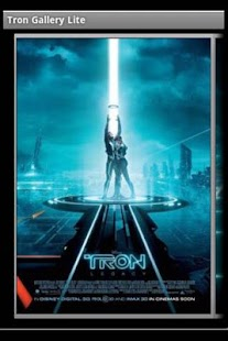 Tron Gallery Lite - screenshot thumbnail
