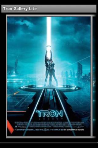 Tron Gallery Lite - screenshot