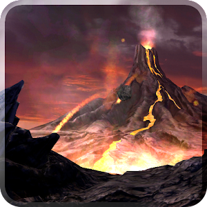 Volcano 3d live wallpaper v1 0 apk android for 3d cuisine deluxe crack