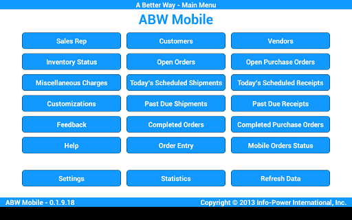 ABW Mobile