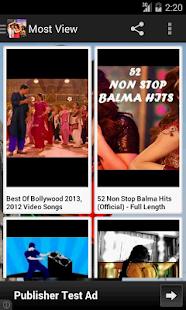 【免費音樂App】Bollywood Song Dance-APP點子