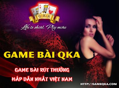 GAME QKA - GAME BAI QKA ONLINE