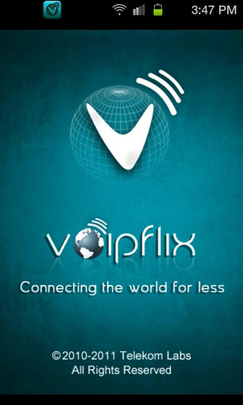 Voipflix - Cheap  & Free Calls - screenshot