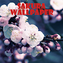 Sakura HD Wallpaper logo