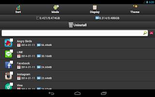 Screenshot of Uninstall Perfect Uninstaller