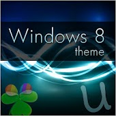 GO Launcher EX Windows 8 Theme