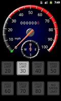 Screenshot of Speed Watcher Free