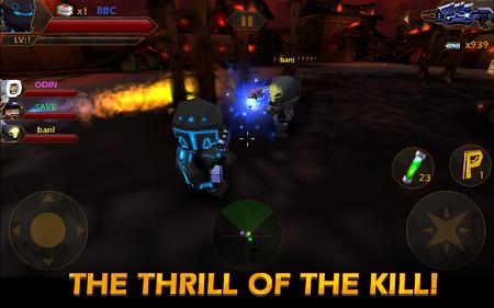 Call of Mini: Zombies 4.3.4 screenshot 9331