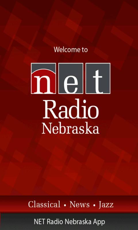 NET Radio Nebraska App - screenshot