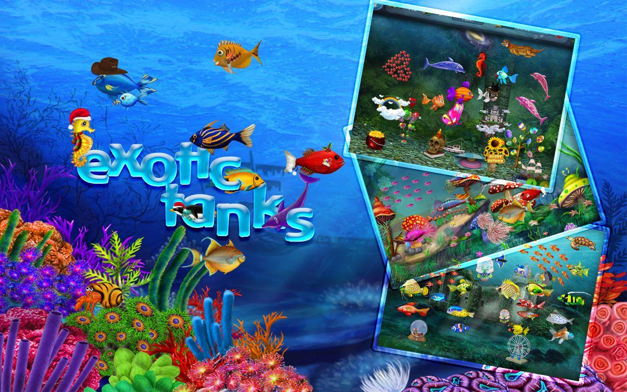 Tap Fish - screenshot