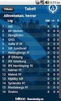 Screenshot of Åtvidabergs FF