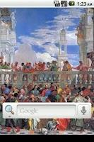 Screenshot of Bible Art Live Wallpaper