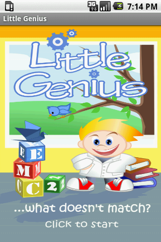 Little Genius - screenshot