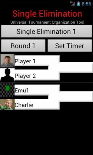 UTooL SingleElimination Plugin