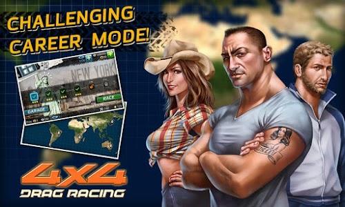 Drag Racing 4x4 v1.0.147
