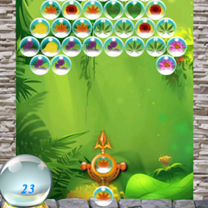 Leaf Bubble Shooter for PC and MAC