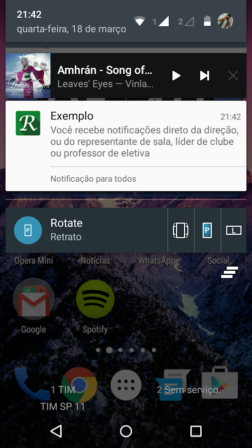 RebuApp- screenshot