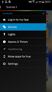 Philips Hue - screenshot thumbnail