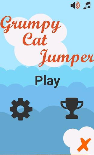 Grumpy Cat Jumper