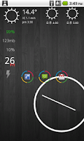 Screenshot of ssLauncher