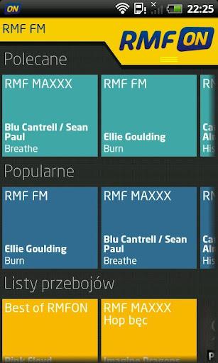 RMFon.pl Internet radio