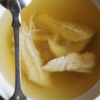 Cleansing Ginger-Chicken Soup.