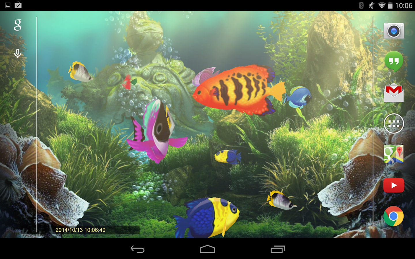 Exotic Aquarium Lwp Ultimate Android Apps On Google Play