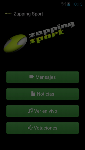Zapping Sport