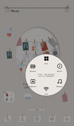 玩個人化App|더 메모리 도돌런처테마免費|APP試玩