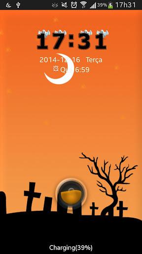 Halloween GO Locker Theme