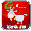 Words Fun - Learn English Free icon