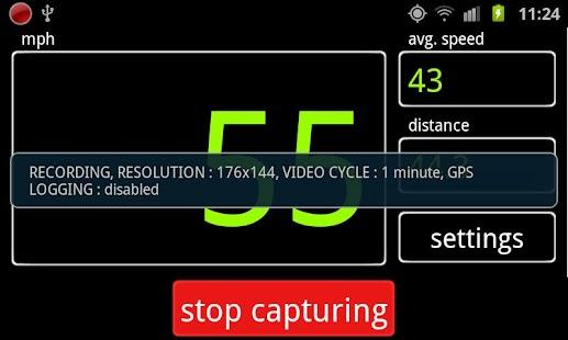 Car DVR PRO- screenshot thumbnail