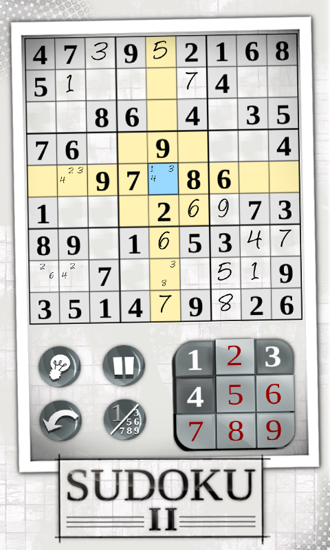 Sudoku 2 - screenshot