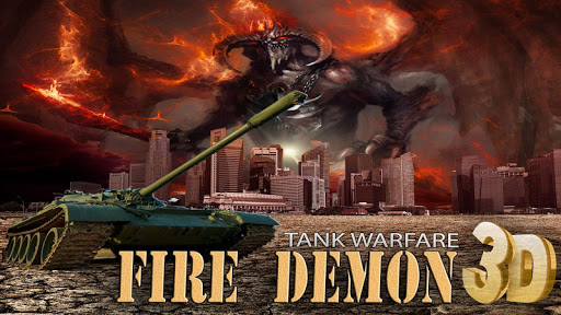 Fire Demon - armored warfare