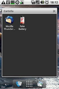 Fake Mozilla Thunderbird - screenshot thumbnail