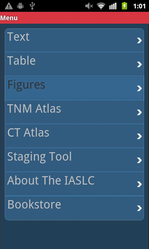 IASLC Staging Atlas - English - screenshot