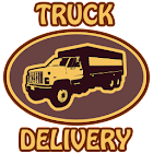 Truck Delivery Free icon