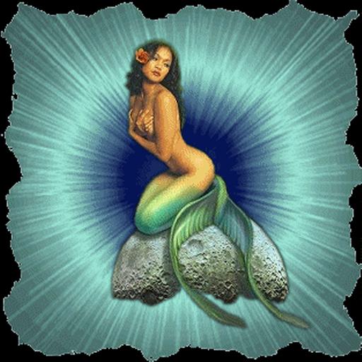 красочный картинки блестящие русалки каландива